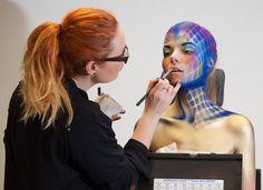 plantillas de maquillaje artistico - Buscar con Google