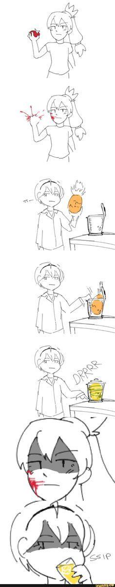 I laugh so hard! XD I love Leo and Takumi comics! XD