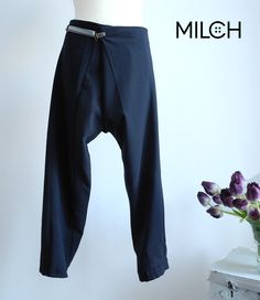 MILCH_hose- lilly hennes remade from trousers upcycling fashion vienna austria buy online boutique.MILCH.tm