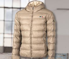 DOWN JACKET EQUILINE for MAN GREG model, COLLECTION A/W 2016/17 - 9242