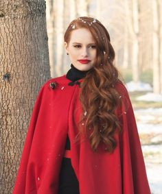 Madelaine Petsch Thinks Cheryl Could Be A Witch & She Has Us Convinced
