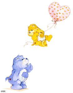 Care Bears Grumpy Bear iPhone Case Diario de una volatil