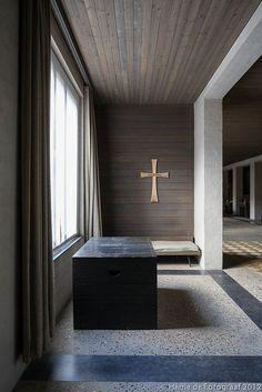 Jan de Jong   Jan de Jonghuis (Casa del arquitecto)   Schaijk, Holanda   1962-1967