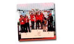 Una selección española comprometida gana de nuevo la StaplerCup de conductores de carretillas