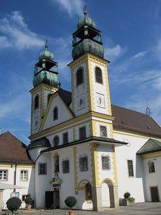 Passau: Kloster Mariahilf