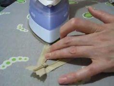 Gizli fermuarın düz ayakla dikilmesi - YouTube