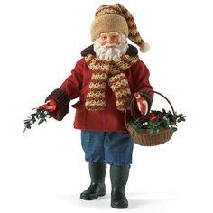 Santa with Mistletoes