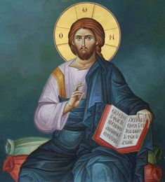 Pin, Jesus came to heal the ungodly, Call on the Name of Jesus Christ; there is Redemption for by His Stripes You are Healed! Byzantine Art, Byzantine Icons, Religious Icons, Religious Art, Christ Pantocrator, Religion, Christian Artwork, Jesus Christus, Christian Symbols