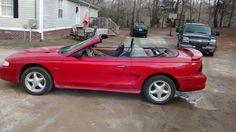 1997 Ford Mustang Gt - Bremen, GA #8430644489 Oncedriven