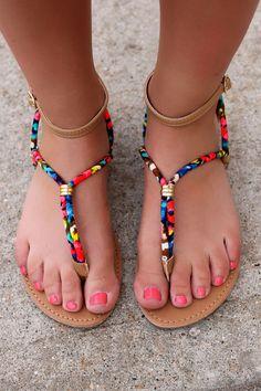It's Electric Sandal