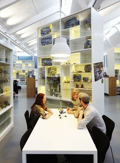 Lego office in Billund, Danmark