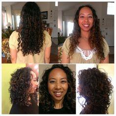 deva cut for curly hair - Buscar con Google