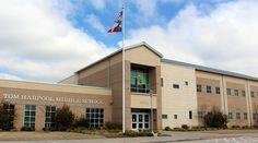 Harpool Middle School, Lantana, TX 76226