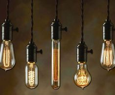 Vintage Light Bulbs - thisiswhyimbroke.come - $8.62