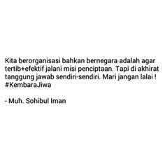 Kutipan Islam - Muh. Sohibul Iman