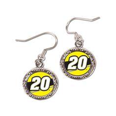 NASCAR Matt Kenseth Post Earring