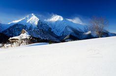 Winter fairy tale #Slovakia