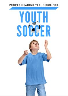 While injuries do occur—concussions included—using proper technique can significantly reduce that risk. #soccer #youthsoccer Proper Heading Technique for Youth Soccer http://www.active.com/parenting-and-family/articles/proper-heading-technique-for-youth-soccer#utm_sguid=131503,d7917f7b-80fb-f4bd-be29-71e9dcf01103