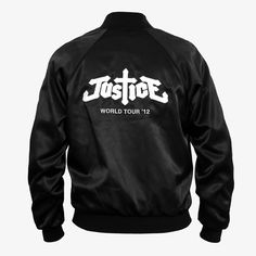 Surface to Air X Justice – World Tour 2012 Jacke