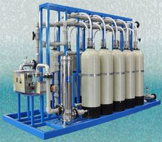 Ion exchange water softener treats the hard water. Commercial water softener filter out pollutant. Water softener system intensify the life of your clothes. Water softening plant manufacture both domestic & industrial water softener.