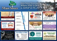Main Street Newmarket Where YOU LOVE to SHOP & PLAY!