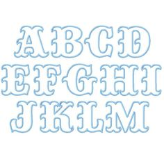 49 Ideas Embroidery Designs Free Alphabet Monogram Letters For 2019 Best Embroidery Machine, Machine Embroidery Projects, Free Machine Embroidery Designs, Applique Patterns, Applique Ideas, Tattoo Lettering Styles, Alphabet Templates, Leather Tooling Patterns, Pattern Coloring Pages