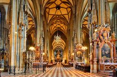 Exploring St. Stephen's Cathedral, Vienna | PlanetWare