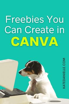 Canva is the perfect design tool for creating a great freebie or content upgrade to grow your email list. Use these Canva marketing ideas to design a great opt-in. In this video, I share the type of freebies you can make in Canva. If you want to create an awesome opt-in to grow your email list click through and check it out.