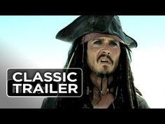 Pirates of the Caribbean: At World's End (2007) Official Trailer #1 - Johnny Depp Movie HD - YouTube