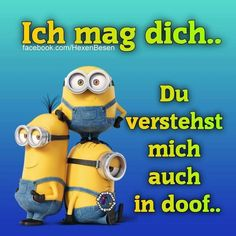 Minions - Sayings - - - Minions – sayings –. - Minions – Sayings – – – Minions – sayings – # - Funny Sports Pictures, Funny Photos, Funny Tweets, Funny Jokes, Funny Minion, Mafia Families, Tabu, Minions Quotes, Hand Lettering