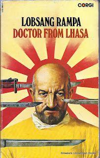 Lobsang Rampa Doctor from Lhasa, Corgi, Paperback.