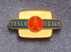 RARE-VINTAGE-TESLA-ORAVA-ENAMEL-STICK-PIN-BADGE-EB7-2