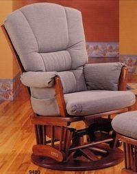 order new cushions for your dutailier glider and ottoman
