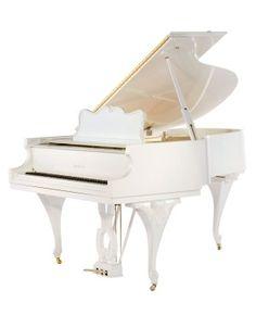 White piano   http://pinterest.com/cameronpiano