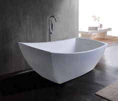 Bath tub for Master Bathroom. Great size! Chelsea tub by Hastings Tile & Bath