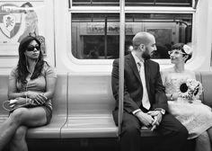 ohmygodohmygod the glasses, the sunflowers, the subway. LOVE!