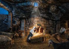 LDS Art - Christmas & Nativity — Altus Fine Art Nativity Painting, Journey To Bethlehem, Canvas Frame, Canvas Art, Lds Art, Christmas Nativity, Artist Gallery, Small Art, Native Art