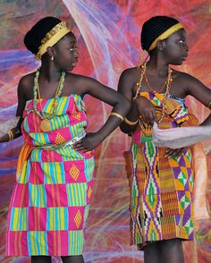 Akan dancers - Ghana - Wikipedia, the free encyclopedia