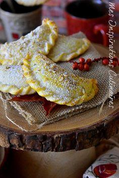 Pâte à chausson maison (au yaourt) Empanadas, Croissants, Cake Factory, Lunch To Go, Beignets, Base, Flan, Finger Foods, Samar