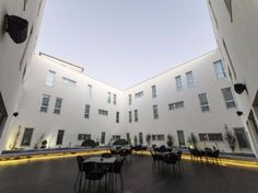 Moov Hotel Évora is just a two-star hotel, however it is definitely one of the best hotels in Alentejo.