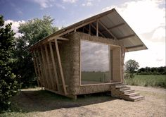 """""""NID VU NID CONNU"""" BY STUDIO 1984 #wood #architecture"""