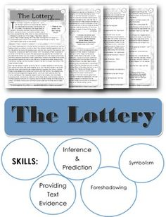 This 9 page handout is meant for high school students to complete in one 50 minute class period. Although it is 9 pages, a few of the pages are dialogue which contributed to the spacing. There are 10 questions in total for students to respond to. This assignment will keep your students occupied while questioning and teaching students about grade level English Language Arts skills/vocabulary.