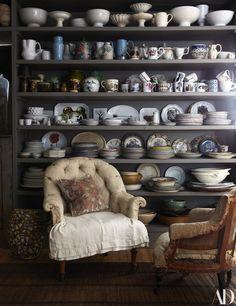 John Derian's Magical New York Apartment