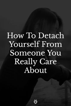 Healthy relationships 477029785532417752 - How To Detach Yourself From Someone You Really Care About Source by relationshiprulesofficial Healthy Relationship Tips, Relationship Blogs, Healthy Relationships, Gut Feeling Quotes, Secret Lovers Quotes, Other Woman Quotes, Attraction Facts, Prayers For My Husband, Husband Quotes
