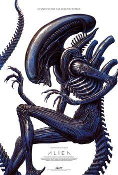 IMDb Picks - Alien Universe Mondo Posters - IMDb