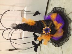 Here is a different color witch hat :)... Ahhhh I love Halloween :) $32.00 Halloween Witch Hat, Holidays Halloween, Halloween Shirt, Halloween Diy, Happy Halloween, Halloween Decorations, Witch Hats, Halloween Centerpieces, Halloween Wreaths