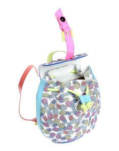 SOPHIA WEBSTER Backpack & Fanny Pack. #sophiawebster #bags #belt bags #backpacks