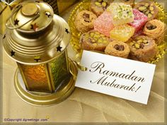 Ramadan is month of Allah. Ramadan Mubarak E-Cards Eid Mubarak Gift, Eid Mubarak Images, Ramadan Mubarak, Ramadan Cards, Ramadan Day, Ramadan Greetings, Congratulations On Your Achievement, Congratulations Greetings, Good Morning Cards