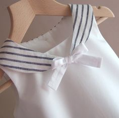Everyone needs a little sailor something!