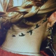 """Behind the ear/neck tattoos"""" data-componentType=""""MODAL_PIN"""